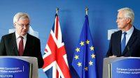 Le Royaume-Uni aux prises avec l'UE sur le financement des pensions d'eurocates britanniques