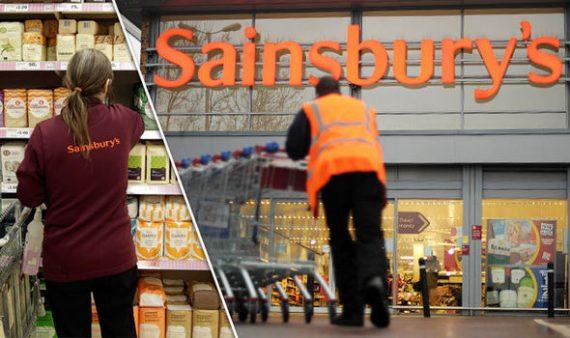 Sainsbury reproche végétariens gaspillage alimentaire britannique