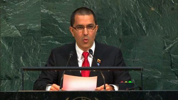 Venezuela ONU capitalisme ennemi Mère Nature