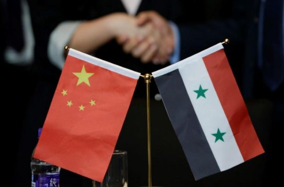 ambassadeur Syrie Pékin Chine reconstruction pays