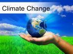 Le changement climatique pose moins de problèmes qu'on ne le pensait&nbsp;:<br>les modèles climatiques sont erronées&nbsp;!