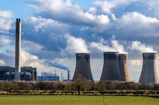 changements climatiques compensation industries fossiles