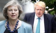 Boris Johnson s'oppose à Theresa May sur le paiement de la facture du Brexit présentée par l'UE