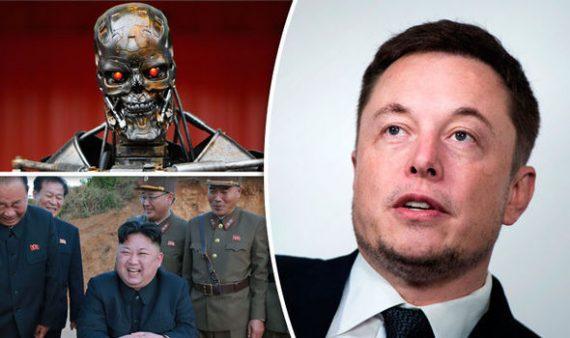 intelligence artificielle enjeu risque militaire Vladimir Poutine Elon Musk
