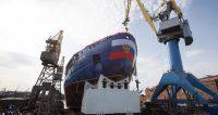 Un nouveau brise-glace russe géant… Et le réchauffement alors?