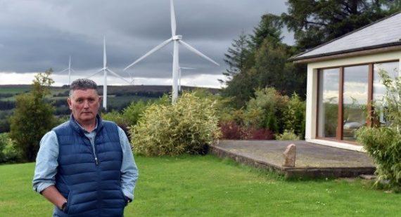 éolien particuliers impuissants Irlande