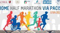 Le pape a salué le semi-marathon inter-religieux à Rome