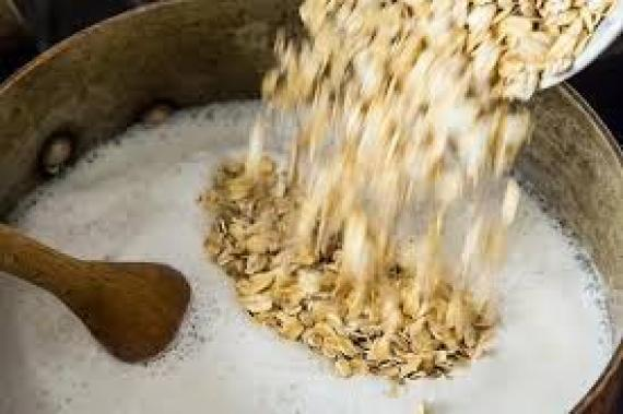 porridge contre cholestérol