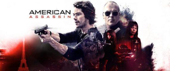 American assassin action film