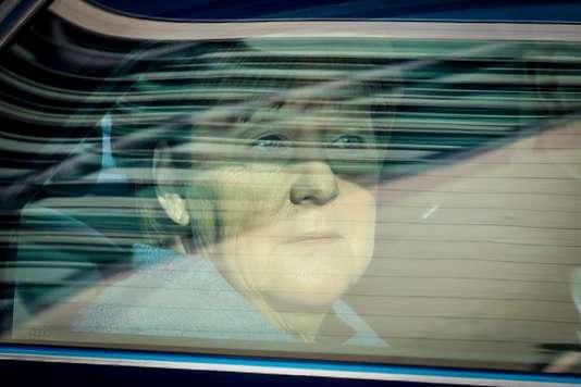 Angela Merkel limiter nombre nouveaux migrants Allemagne 200000