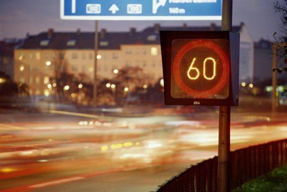 Angleterre zones travaux 50 miles heure