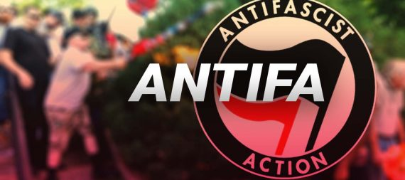 Antifa Etats Unis grand soir 4 novembre