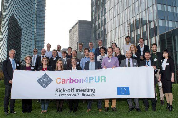 Carbon4PUR projet UE valoriser CO2