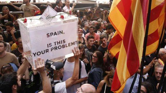 Catalogne avenir referendum indépendance