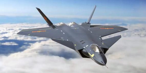 Chine photos nouveaux avions furtifs