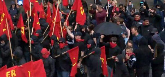Etats Unis antifas communistes