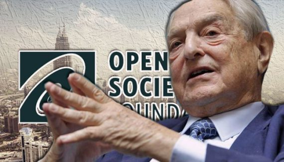 George Soros Open Society Foundation 18 milliards dollars
