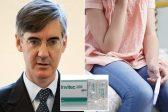 Jacob Rees-Mogg finance-t-il vraiment les pilules abortives?