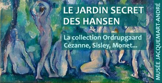 Exposition peinture le jardin secret des hansen for Jardin hansen