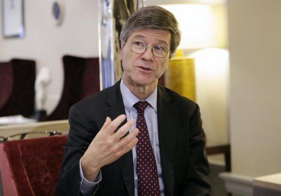 Jeffrey Sachs dangereuse rhétorique Donald Trump