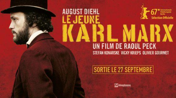 Jeune Karl Marx Drame Historique Film