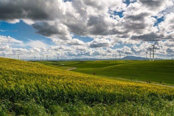 Microsoft production nouveau parc éolien Irlande 15 années