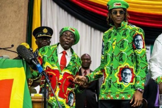 Mugabe Ambassadeur Bonne Volonté OMS