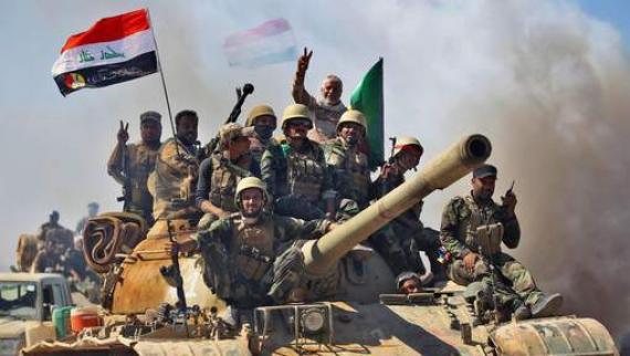Nouvelle défaite Etat islamique Irak