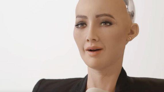 ONU robot intelligence artificielle développement durable