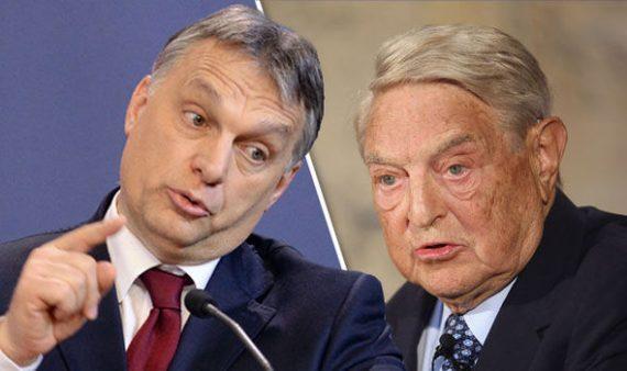 Orban Hongrie Union européenne immigrationniste Soros