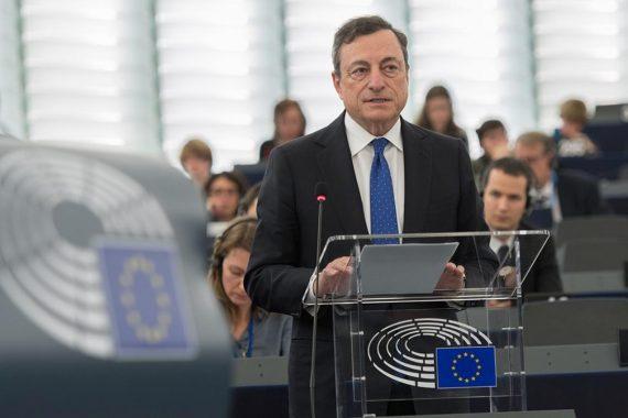 Parlement européen mot règles imposées BCE