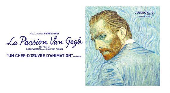 Passion Van Gogh expérimental film