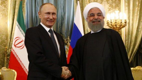 Poutine conséquences négatives Trump dénonce accord nucléaire Iran