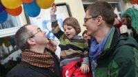 Première adoption homosexuelle en Allemagne