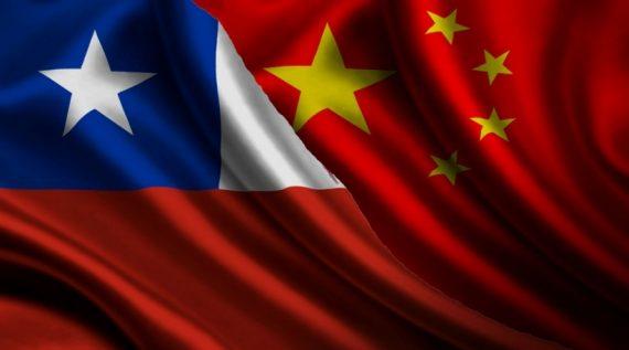 Renforcement liens Chine Chili