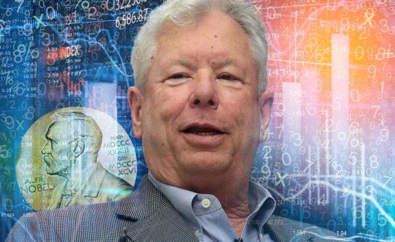 Richard Thaler prix Nobel économiste comportemental