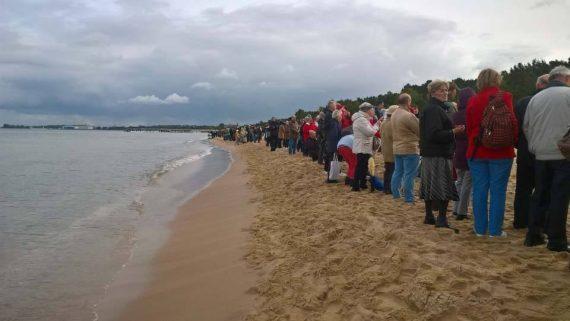 Rosaire frontières catholiques Pologne