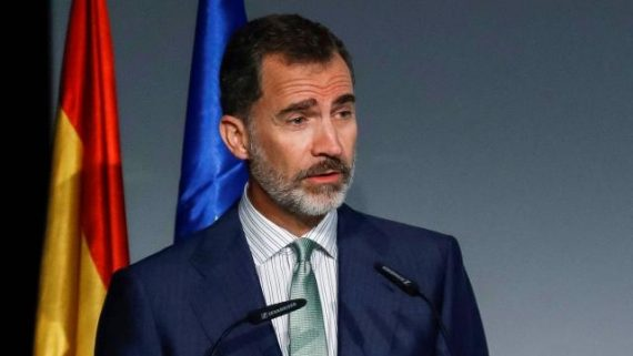 Sécession Catalogne roi Felipe Union européenne Espagne