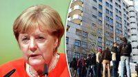 A Saltzgitter, en Basse-Saxe, on n'acceptera plus de migrants