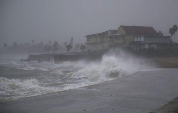 Sondage ligne lien ouragans réchauffement climatique comble manipulation