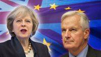 Theresa May accroît sa pression sur l'UE en énumérant les lois applicables en 2019 faute d'accord sur le Brexit