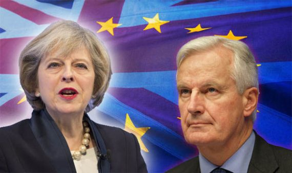 Theresa May lois applicables 2019 faute accord Brexit pression UE