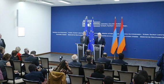 UE Arménie signer accord partenariat