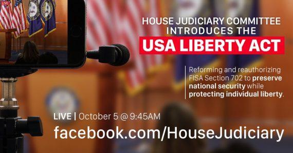 USA Liberty Act réforme surveillance