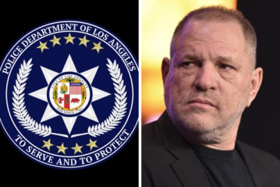 Weinstein Agressions sexuelles Hollywood police interne