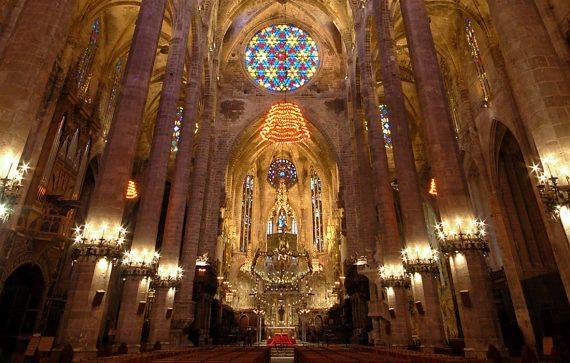 cathédrale Majorque célébré Réforme