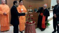 A l'Université pontificale grégorienne, un colloque sur l'«Illumination» et «l'Eucharistie depuis la perspective tantrique»