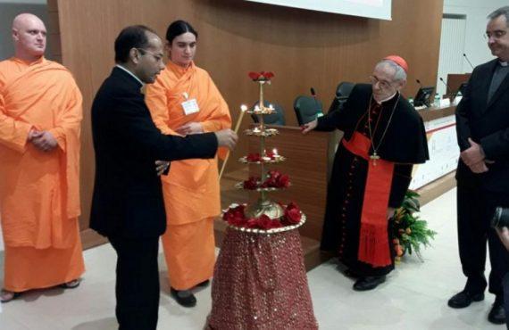 colloque Eucharistie illumination tantrique Université pontificale grégorienne