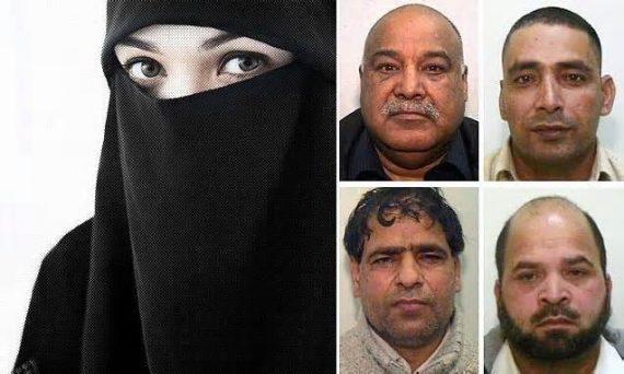 filles blanches violées Asiatiques Royaume Uni responsables