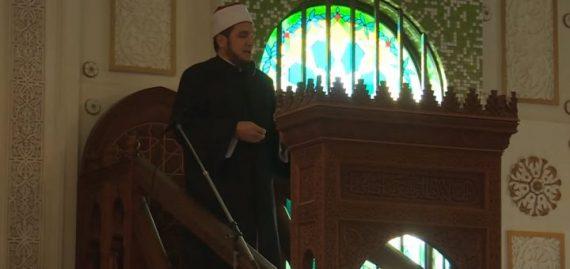 imam Grande mosquée Bruxelles interdit séjour Belgique